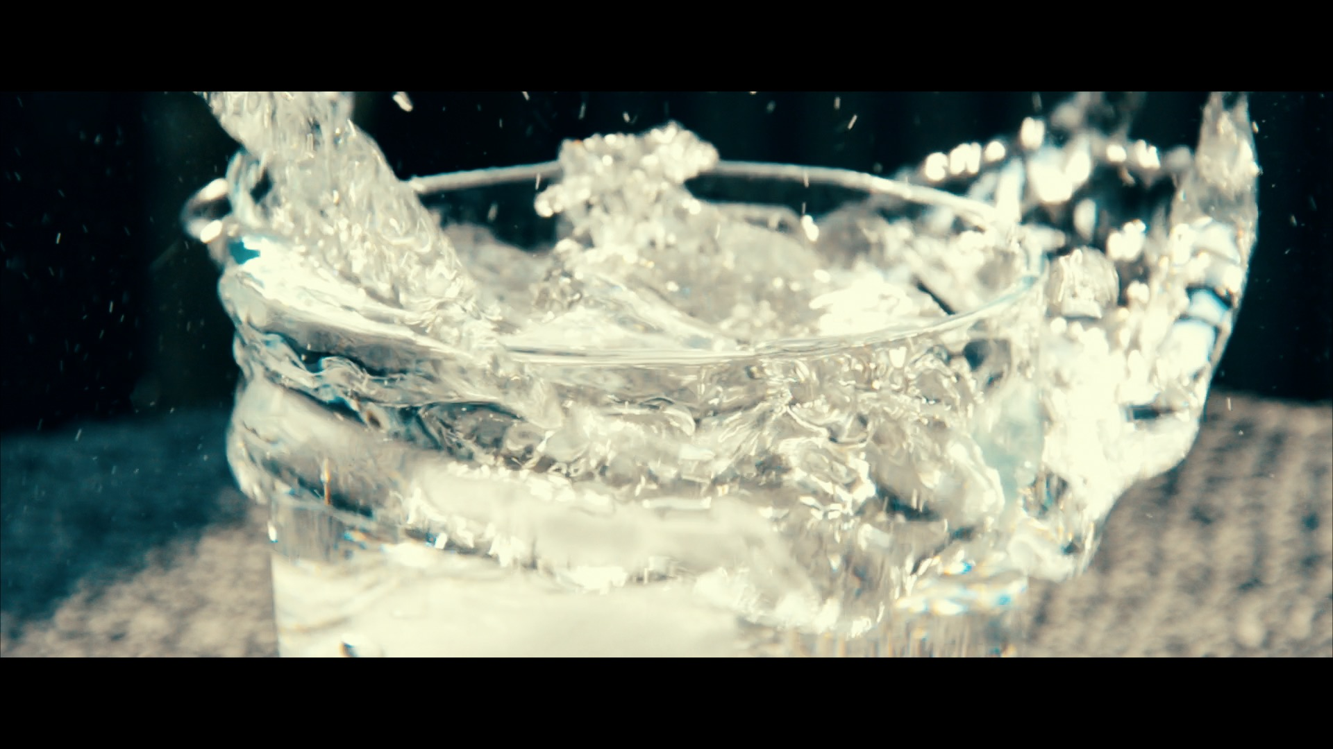 Water Slow Motion 10% Speed