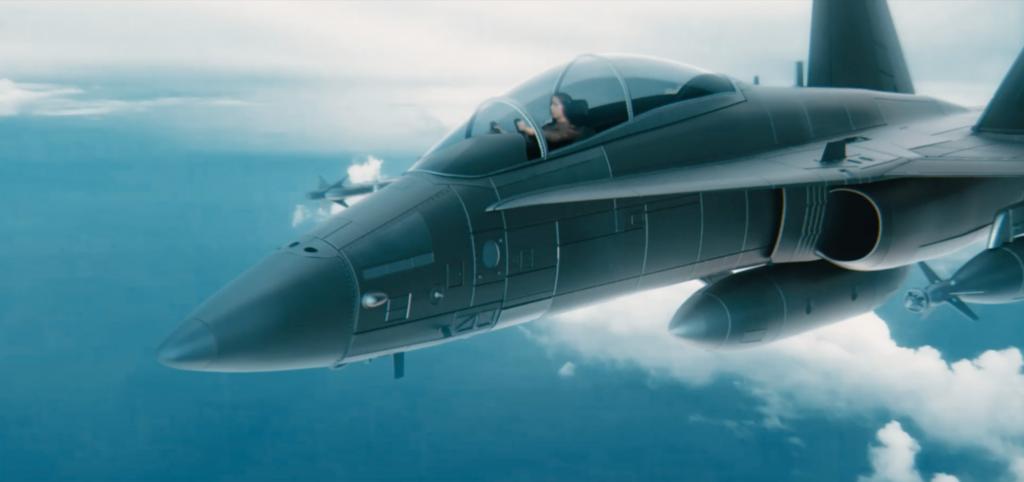 F18Hornet